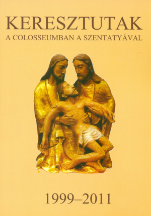 Keresztutak a Colosseumban a Szentatyával-0