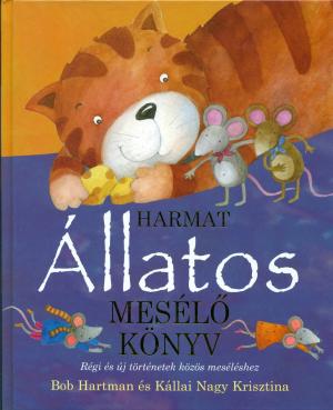 Állatos mesélő könyv-0
