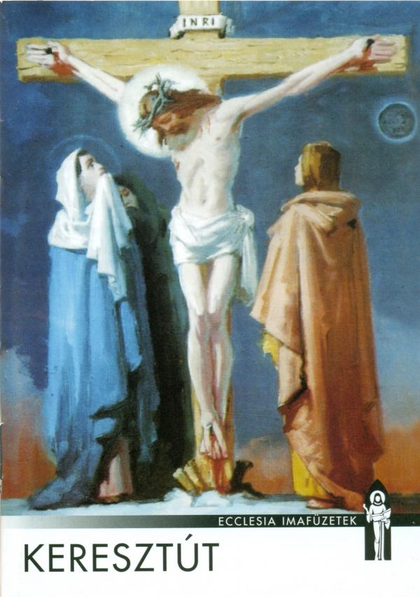 Keresztút (Ecclesia imafüzet)-0