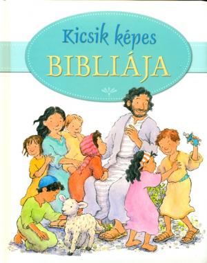 Kicsik képes Bibliája -0