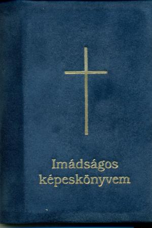 Imádságos képeskönyvem (velúr) -0