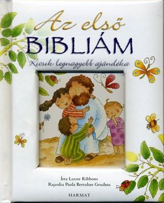 Az első Bibliám-kicsik legnagyobb ajándéka-0