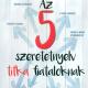 Az 5 szeretetnyelv titka fiataloknak-0