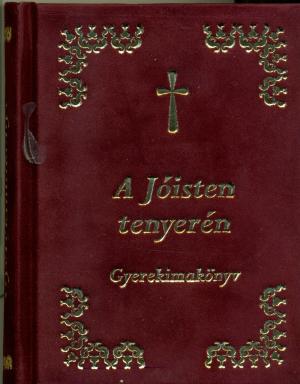 A Jóisten tenyerén gyerekimakönyv (plüss)-0