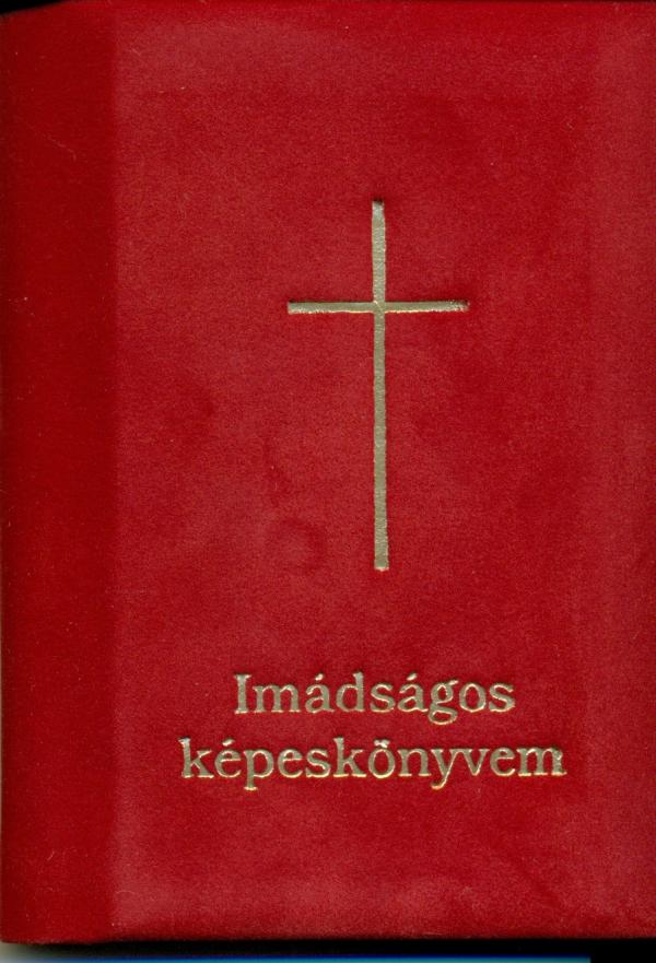 Imádságos képeskönyvem (velúr)-0