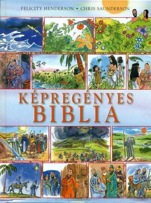 Képregényes Biblia-0