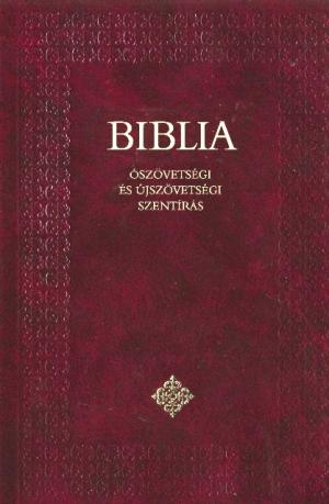 Diák Biblia - keménytáblás (bordó, fekete)-0