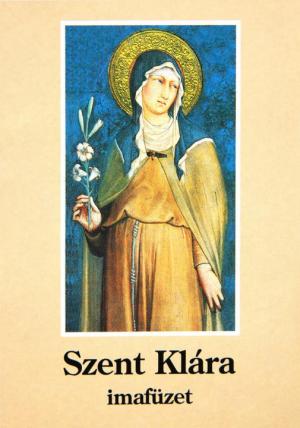 Szent Klára imafüzet-0