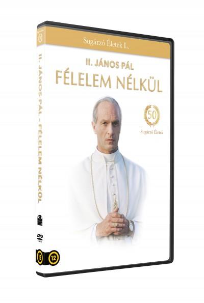 II. János Pál - Félelem nélkül-0