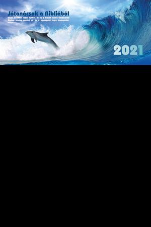Kérügma asztali naptár 2021 (közepes)