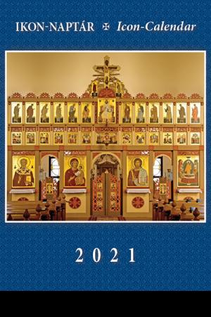 Ikon-naptár 2021