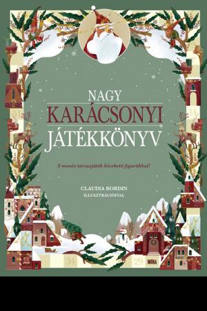Nagy karácsonyi játékkönyv