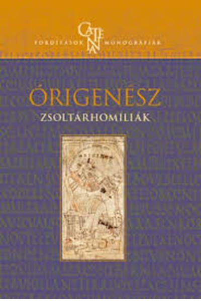 Zsoltárhomíliák - Origenész