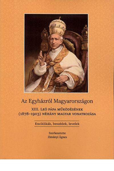 Az egyházról Magyarországon - Zimányi Ágnes (szerk.)
