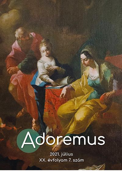 Adoremus - július