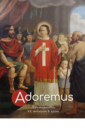 Adoremus - augusztus