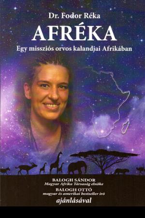 Afréka - Dr. Fodor Réka